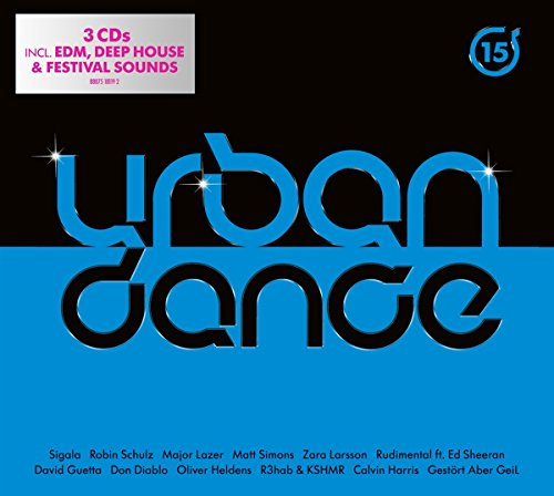 Urban Dance Vol.15