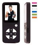 BERTRONIC MP3-Player Everest Royal - 8 GB - SCHWARZ - 100 Stunden Audiowiedergabe, Lautsprecher - erweiterbar bis zu 128 GB