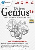 Driver Genius 16 - Der Treibervollautomat für Windows 10, Windows 8, Windows 7, Windows Vista, Windows XP [Download]