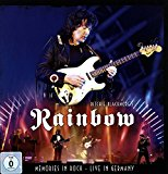 Ritchie Blackmore's Rainbow - Memories in Rock - Live in Germany  (+ Blu-ray) (+ 2 CD) [4 DVDs]