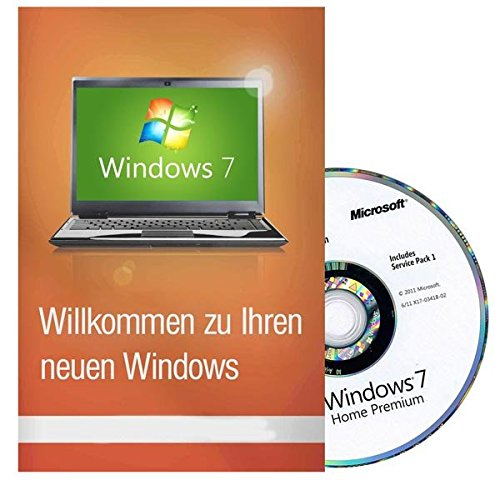 Microsoft Windows 7 Home Premium MAR Refurbished 32-Bit Vollversion Deutsch