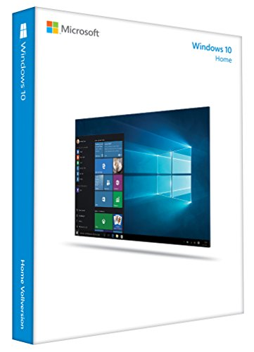 Windows 10 Home 32/64 Bit USB Flash Drive
