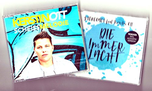 Ganz viele Versionen ! [Auf 2 Maxi-CDs] (CD Single Kerstin Ott, 9 Tracks)