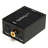 Startech.Com SPDIF2AA Audio Konverter (Toslink SPDIF auf RCA Stereo)