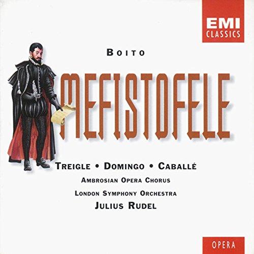 Boito: Mefistofele (Gesamtaufnahme(ital.),Aufnahme London 1973)