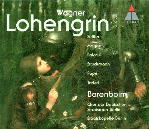 Wagner: Lohengrin (Gesamtaufnahme) (Aufnahme 1998)