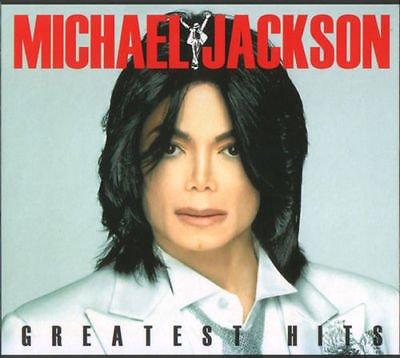 MICHAEL JACKSON GREATEST HITS 2CD