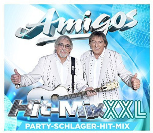 Hit-Mix XXL - Party Schlager Hit-Mix 2CDs (inkl. Hit-Mix