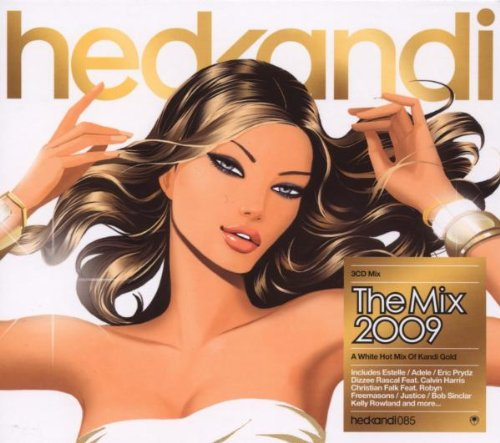 Hed Kandi the Mix: 2009