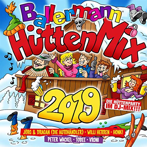 Ballermann Hütten Mix 2019