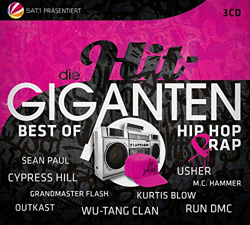 Die Hit Giganten Best of Hip Hop & Rap