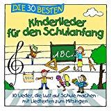Die 30 besten Kinderlieder für den Schulanfang