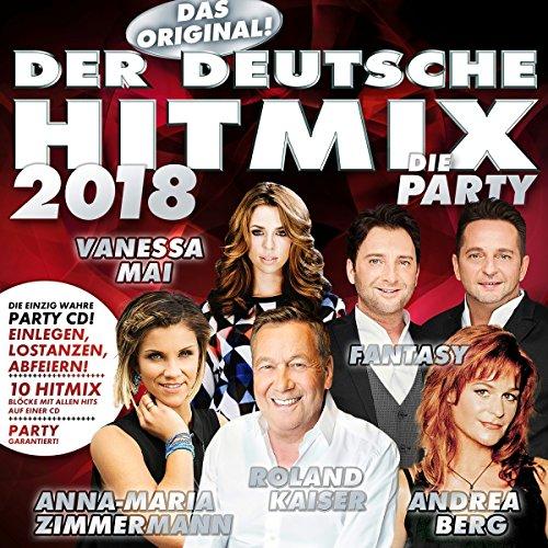 Der Deutsche Hitmix 2018