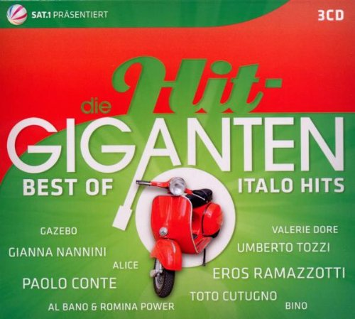 Die Hit Giganten-Best of Italo Hits