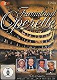 Traumland Operette [3 DVDs]