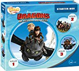 Dragons - Die Reiter von Berk -Starter-Box (Hörspiel Folge 1-3)
