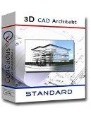 3D CAD Architekt Standard - Hausplaner Software/Programm von ConCadus