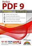 Perfect PDF 9 Premium Edition - mit OCR Modul - PDFs erstellen, bearbeiten, konvertieren, umwandeln, schützen, Kommentare hinzufügen, Digitale Signatur einfügen | 100% Kompatibel mit Adobe Acrobat