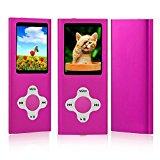 ES Traders® 8GB MP3-Player Musik-Player 4. GENERATION mit Video und Voice Recorder Spiele (rosa)