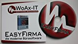 EasyFirma Basic - Faktura Software, Rechnungen, Kundenverwaltung, CRM