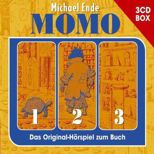MOMO - 3-CD HÖRSPIELBOX