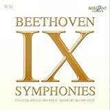 Beethoven: Sämtliche Sinfonien/Complete Symphonies