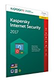 Kaspersky Internet Security 2017 Upgrade - [Online Code] (Frustfreie Verpackung)