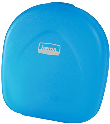 Hama CD Case 24, Blau-Transparent