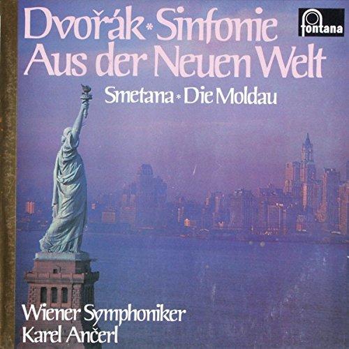 Dvorak / Smetana: Sinfonie Aus Der Neuen Welt / Die Moldau [LP]