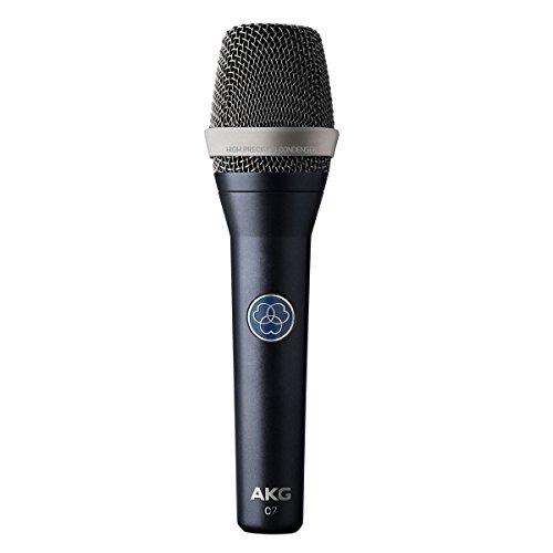 Mikrofon Kondensatormikrofon AKG C7Referenz-Shop Intermarket Hi-Rom Entwurf, Verkauf, Installation, Technische Hilfe von HiFi, Video, Audio, Zubehör, Musik flüssig, DJ, Home Automation, Möbel, HiFi Online Shop