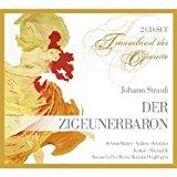Johann Strauß: Der Zigeunerbaron (Operette) (Gesamtaufnahme) (2 CD)