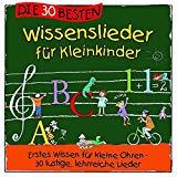 Die 30 besten Wissenslieder für Kleinkinder - erstes Wissen für kleine Ohren