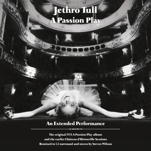 A Passion Play (Steven Wilson Mix) (Breakout) by Jethro Tull (2015-08-03)