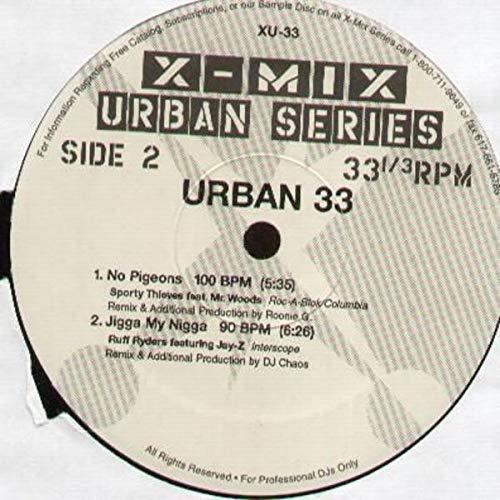 Mix Urban Series 33 [Vinyl Single 12'']