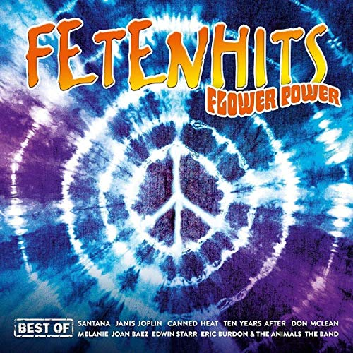 Fetenhits - Flower Power (Best of)