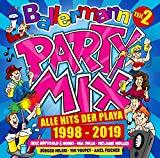 Ballermann Party Mix-Alle Hits der Playa 1998-2019